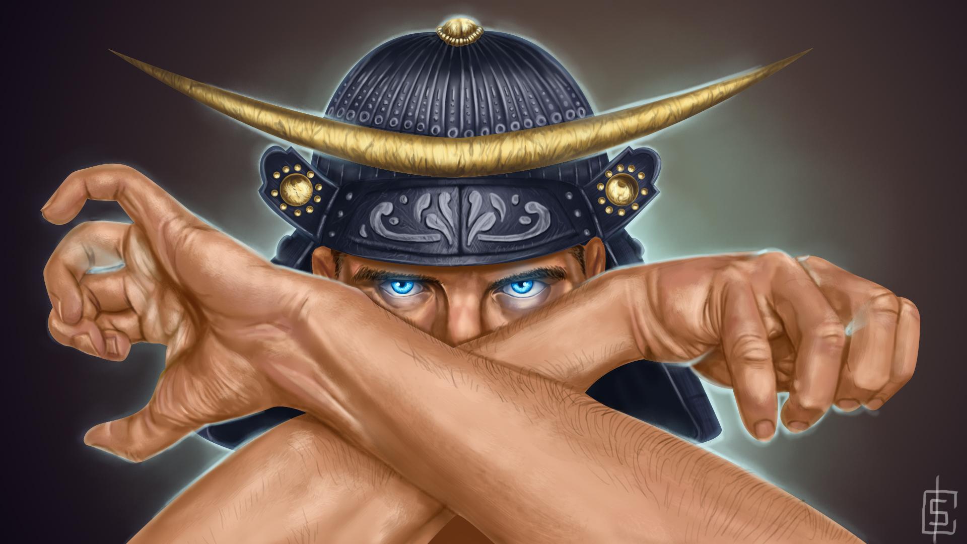 final auto-portrait le regard du samourai